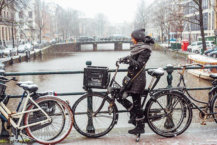Jak dobrać opony rowerowe do pory roku