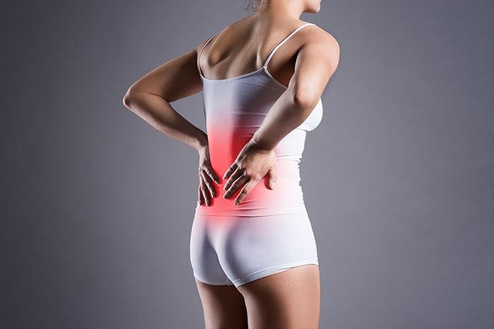 Ból pleców, a rwa kulszowa